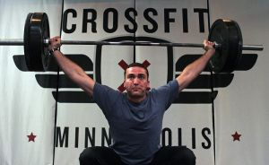 Crossfit is a great way to burn lots of calories. Keep in mind, crossfit is potentially dangerous unless you're very fit. By English: Staff Sgt. Clinton Firstbrook [Public domain], via Wikimedia Commons