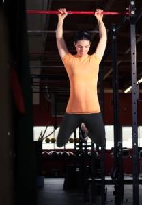woman crossfit