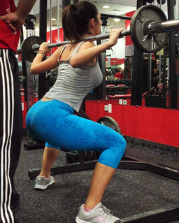 101_Armenian_Woman_Exercising_Shoulder_Back_Press